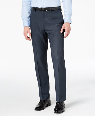 Alfani Men's Stretch Dress Pants, Created for Macy's
