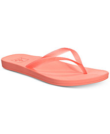 REEF Escape Lux Jelly-Strap Flip-Flop Sandals