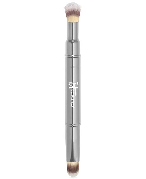 IT Cosmetics Heavenly Luxe Dual Airbrush Concealer Brush #2, A Macy's Exclusive