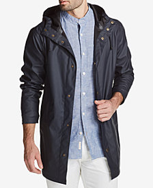 Weatherproof Vintage Men's Hooded Raincoat, Created for Macy's