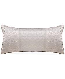 """J Queen New York Zilara Boudoir 20"""" x 12"""" Decorative Pillow"""