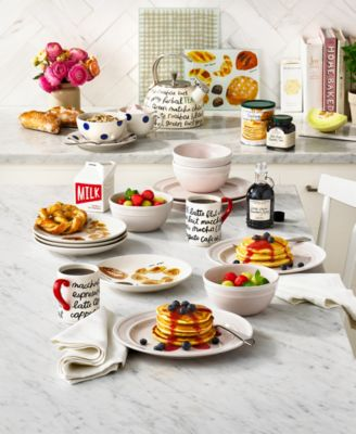 main image  sc 1 st  Macyu0027s & kate spade new york All in Good Taste Collection - Dinnerware ...