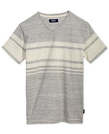 Univibe Ruus Striped Shirt, Big Boys