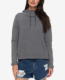 Roxy Juniors' Coasting Ahead Tulip-Back Hoodie