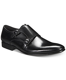 Kenneth Cole Men's Mix Monk-Strap Loafers