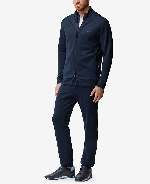 c6fba8d53 Hugo Boss BOSS Men's Slim-Fit Sweatpants & Reviews - Pants - Men ...