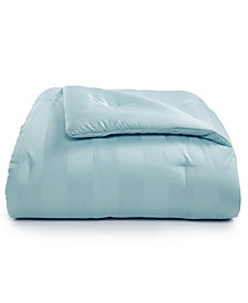 Charter Club Damask King Reversible Comforter, 100% Supima Cotton 550 Thread Count, Created for Macy's