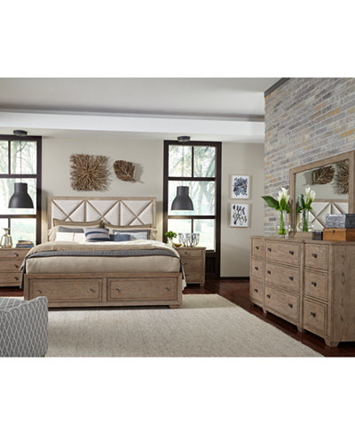 Bridgegate Upholstered Bedroom Furniture Collection