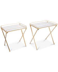 Wenden End Table (Set Of 2), Quick Ship