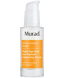 Murad Environmental Shield Rapid Age Spot and Pigment Lightening Serum, 1-oz.