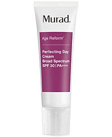 Murad Age Reform Perfecting Day Cream Broad Spectrum SPF 30 | PA+++, 1.7-oz.