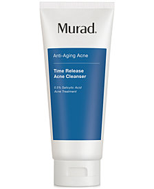 Murad Anti-Aging Acne Time Release Acne Cleanser, 6.75-oz.
