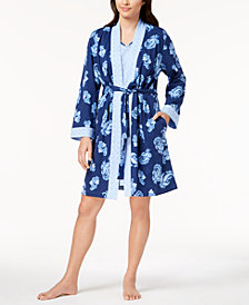 Charter Club 2-Piece Robe Set, Created for Macy's