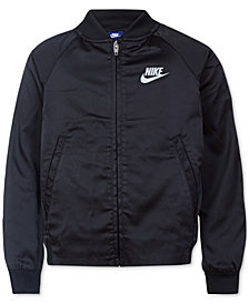Nike Dri-FIT Satin Jacket, Toddler Girls