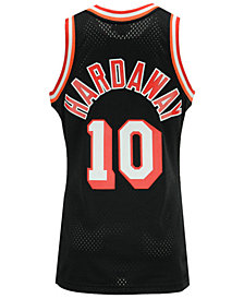 Mitchell & Ness Men's Tim Hardaway Miami Heat Hardwood Classic Swingman Jersey