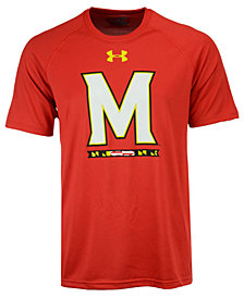Under Armour Men's Maryland Terrapins 2-Hit Tech T-Shirt