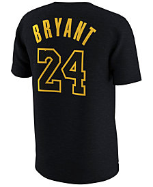 Nike Men's Los Angeles Lakers Kobe Name and Numbers T-Shirt