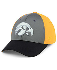 Top of the World Iowa Hawkeyes Division Stretch Cap