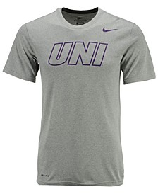 Men's Northern Iowa Panthers Dri-Fit Legend Wordmark T-Shirt