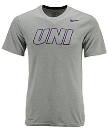 Nike Men's Northern Iowa Panthers Dri-Fit Legend Wordmark T-Shirt