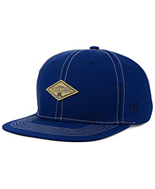 Top of the World Notre Dame Fighting Irish Diamonds Snapback Cap