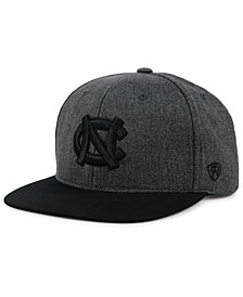 Top of the World North Carolina Tar Heels Dim Snapback Cap