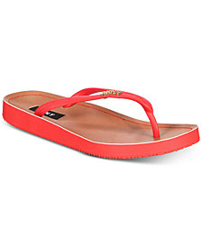 DKNY Madi Flip-Flops, Created For Macy's