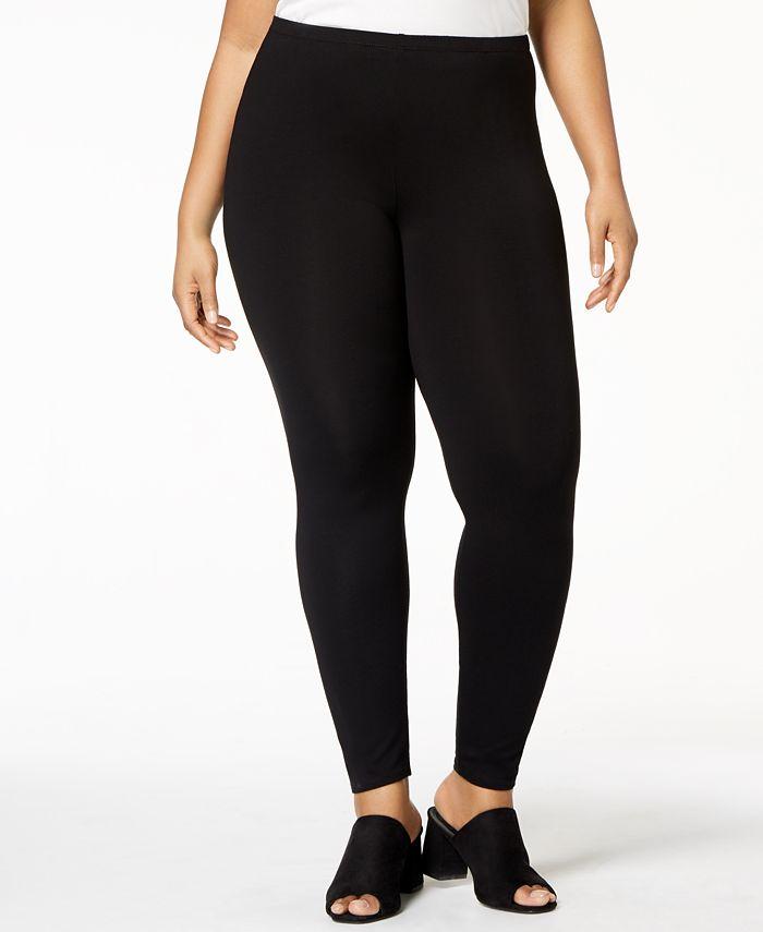 Eileen Fisher - Plus Size Ankle Leggings
