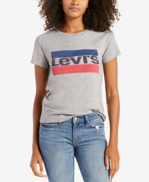 Levi's  PERFECT COTTON GRAPHIC T-SHIRT