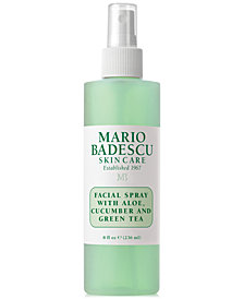Mario Badescu Facial Spray With Aloe, Cucumber & Green Tea, 8-oz.