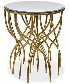 Melrose Accent Table, Quick Ship