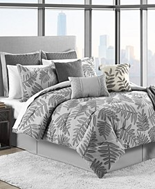 CLOSEOUT! Largo 10-Pc. Comforter Sets