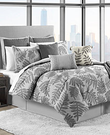 Largo 10-Pc. King Comforter Set