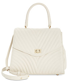 Steve Madden Coco Flapover Shoulder Bag