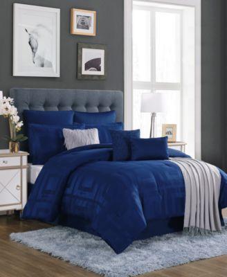 Savoy 10-Pc. Full Comforter Set, Created for Macy's