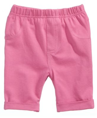 Bermuda Shorts, Baby Girls, Created for Macy's