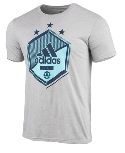 adidas Men's Graphic Soccer T-Shirt