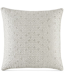 Hotel Collection Gilded Geo European Sham, Created for Macy's