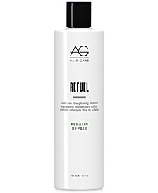 Refuel Sulfate-Free Strengthening Shampoo, 10-oz., from PUREBEAUTY Salon & Spa