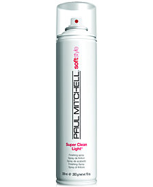 Paul Mitchell Soft Style Super Clean Light Finishing Spray, 10-oz., from PUREBEAUTY Salon & Spa
