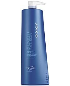 Moisture Recovery Shampoo, 33.8-oz., from PUREBEAUTY Salon & Spa