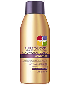 Pureology Nano Works Gold Conditioner, 1.7-oz., from PUREBEAUTY Salon & Spa