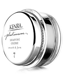 Kenra Professional Platinum Shaping Creme 7, 4-oz., from PUREBEAUTY Salon & Spa