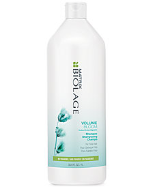Matrix Biolage VolumeBloom Shampoo, 33.8-oz., from PUREBEAUTY Salon & Spa