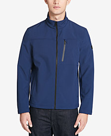Calvin Klein Men's Soft-Shell Jacket