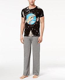 Bioworld Men's Pink Floyd Pajamas