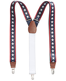 Club Room Men's Star Suspenders, Created for Macy's