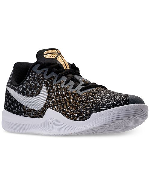 f5cf3687681 Nike Men s Kobe Mamba Instinct Basketball Sneakers from Finish Line ...
