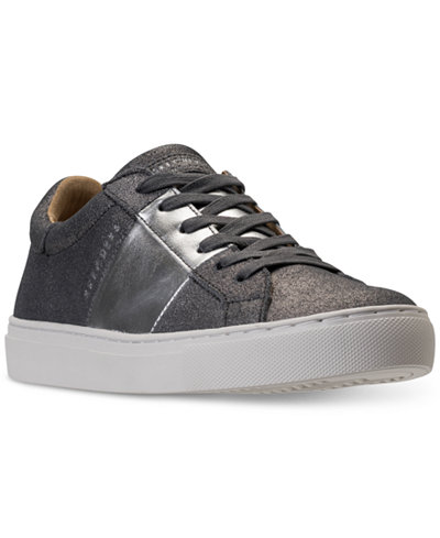 Skechers Women's Side Street - Banded Casual Sneakers from Finish Line