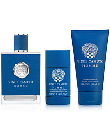 Vince Camuto Men's 3-Pc. Homme Gift Set